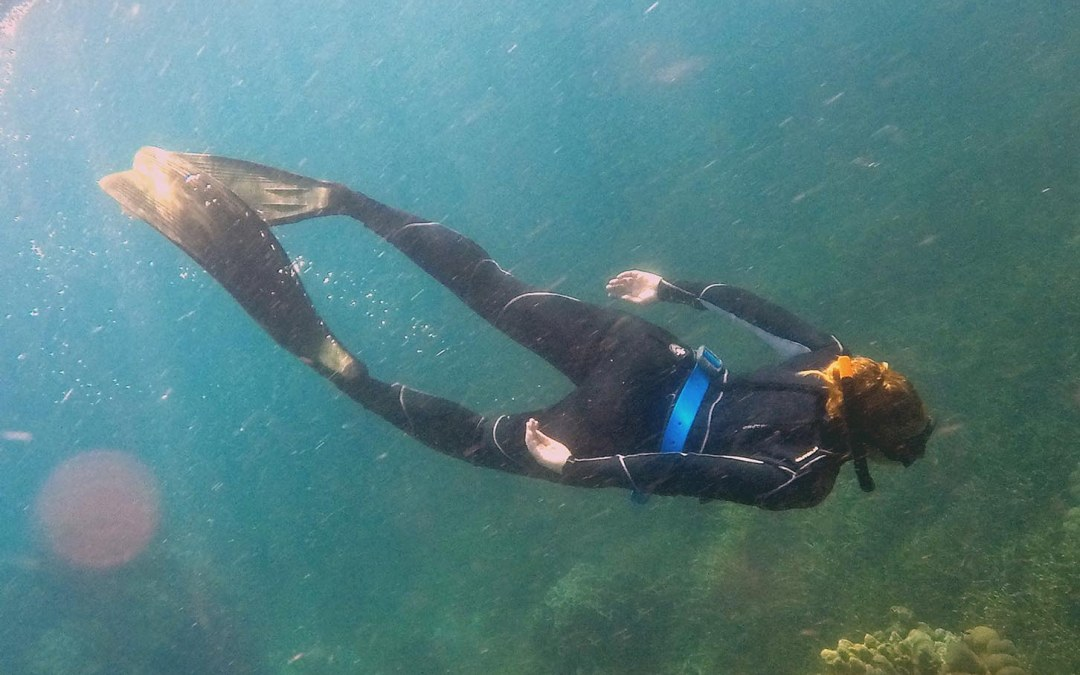 Breathless in Koh Tao – Learning to Free Dive in Thailand.