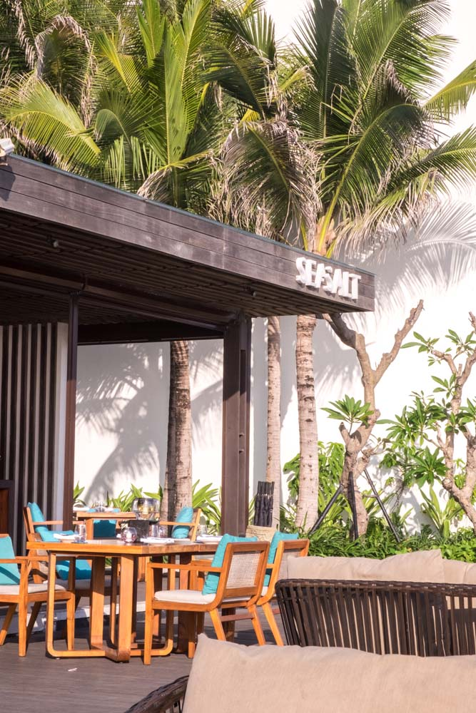 Heading to Bali? I share my 12 favorite restaurants in Seminyak for modern Indonesian, best tacos, vegan food and a romantic dinner spot with beach view.