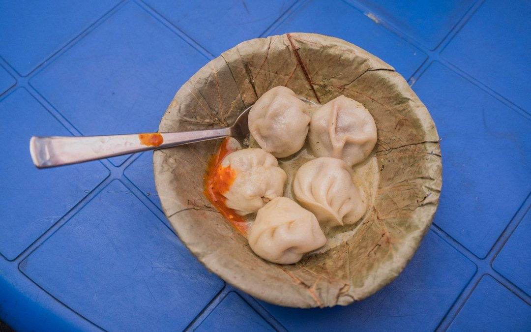 A Kathmandu Foodtour & Where to find the best Nepali Momos.