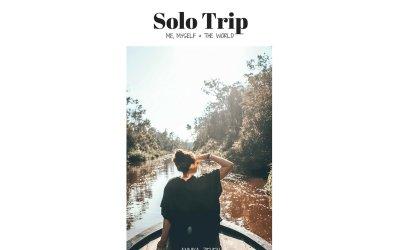 Solo Trip – Me, Myself & the World.