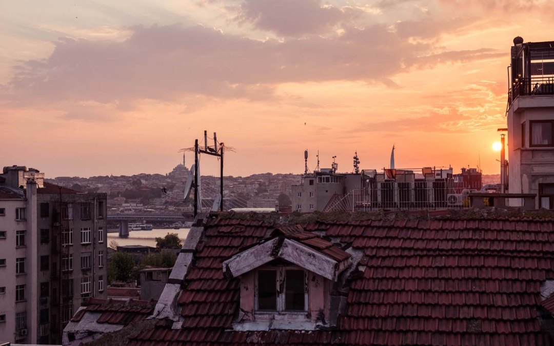Orient Express: A quick date with Istanbul.