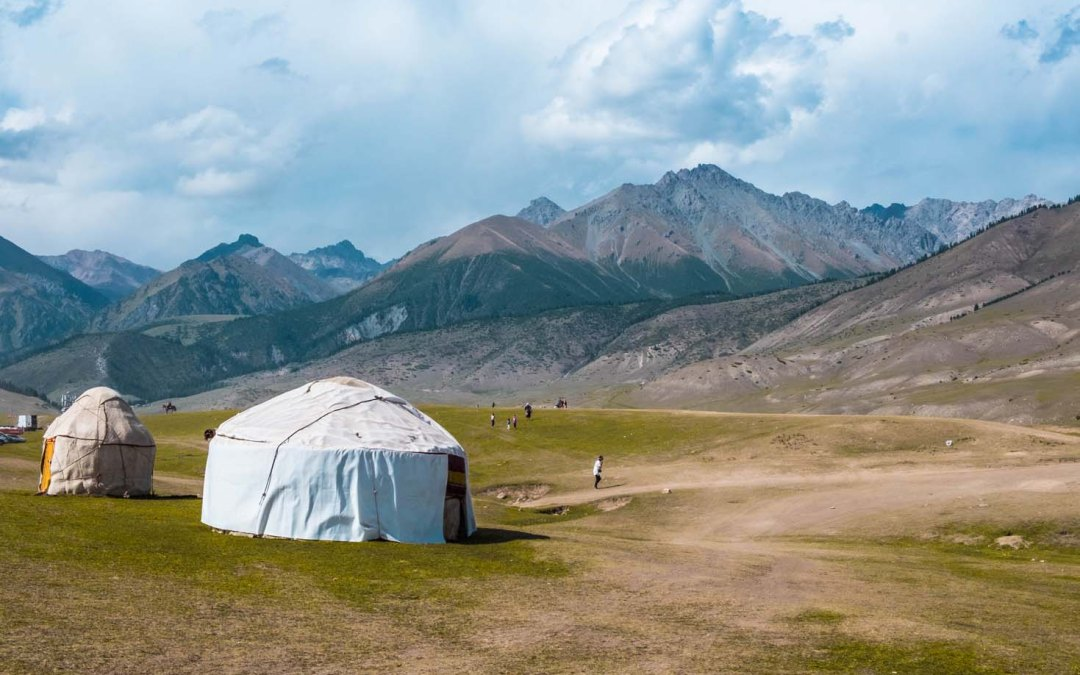 What it was really like to attend the World Nomad Games 2018, Kyrgyzstan.