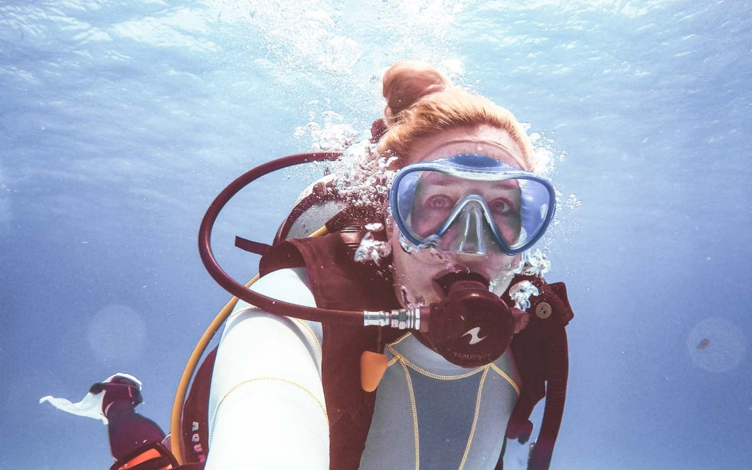 Diving in Cozumel & the best Cenotes in Riviera Maya.