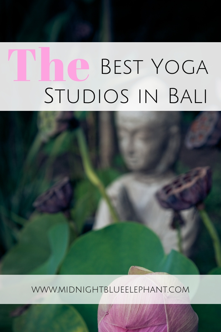 Keen to do Yoga in Bali? I show you where you can find the best yoga studios in Ubud & the rest of the island and what else there is on offer for aspiring yogis. Yoga studios in Bali | Where to do yoga in Bali | Bali yoga studios | Yoga in Bali #bali #indonesia #yoga