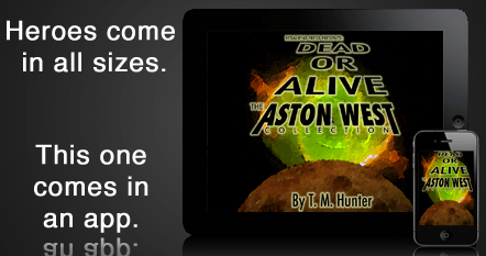 The Aston West Collection for iPhone, iPad, and iPod Touch