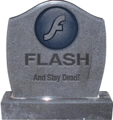 Flash Is Dead - And STAY Dead