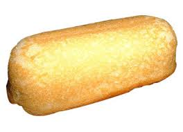 This Twinkie Represents A Standard Atari 2600 game from the mid 1970's.