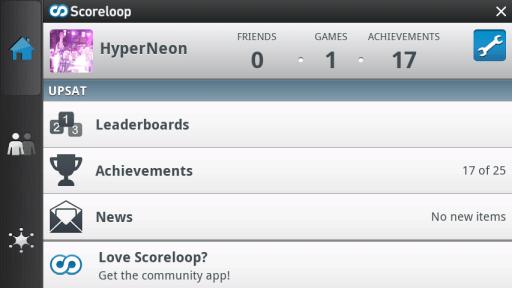 Scoreloop is The Bomb!