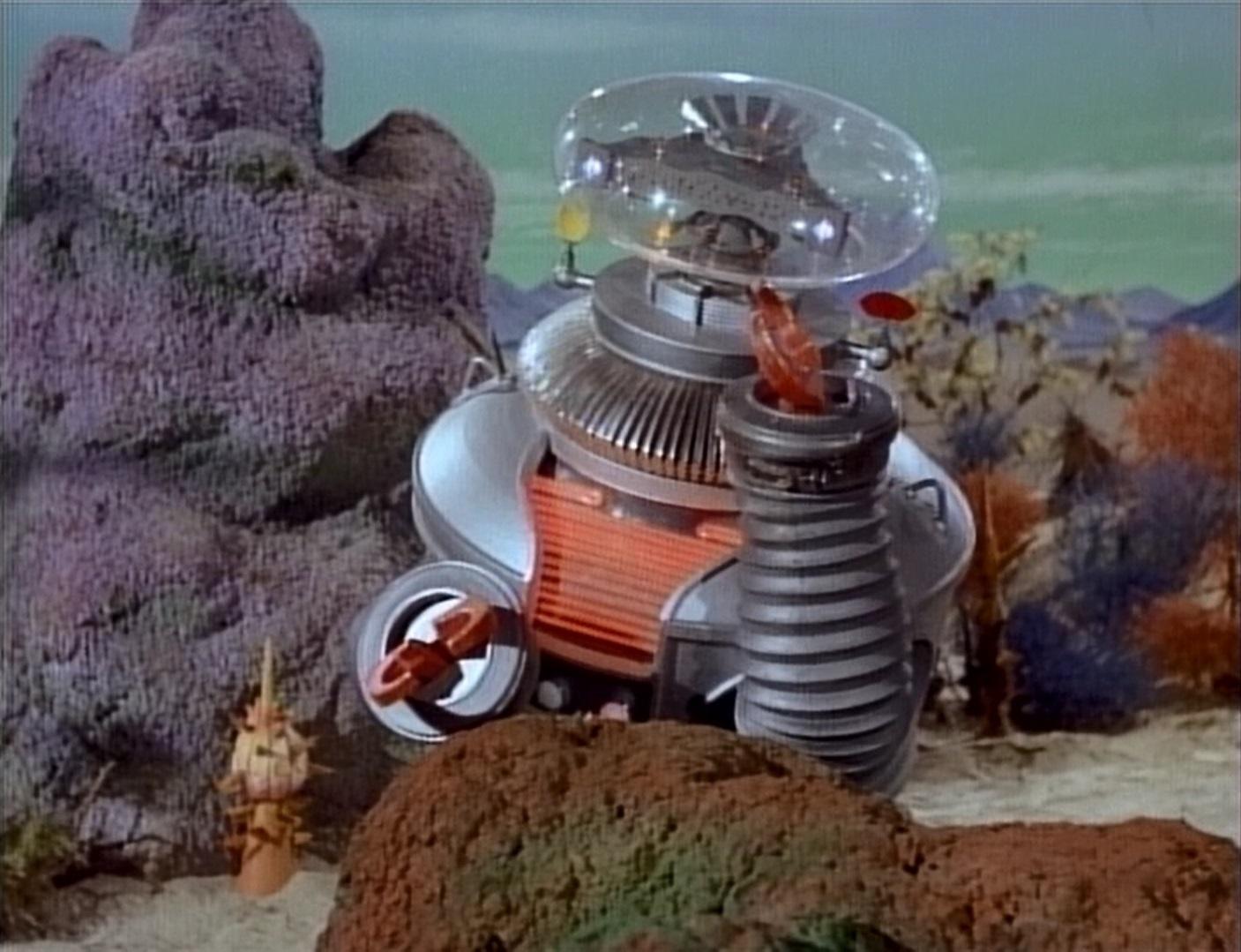 Deep Dive Review Of Netflix Lost In Space Reboot Episode