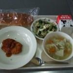 今日の給食・9月20日(金)