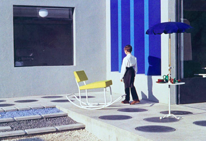 Jacques Tati's Villa Arpel.