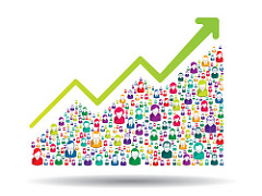 Business confidence equals increased sales