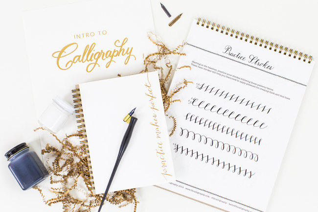 Best Diy Calligraphy Kits For Addressing Wedding Invitations