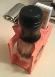 Brush Stand V2 In Use