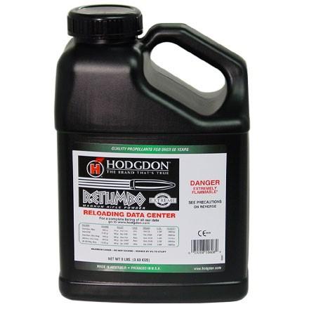 Hodgdon Retumbo Smokeless Powder 8 Lbs By Hodgdon