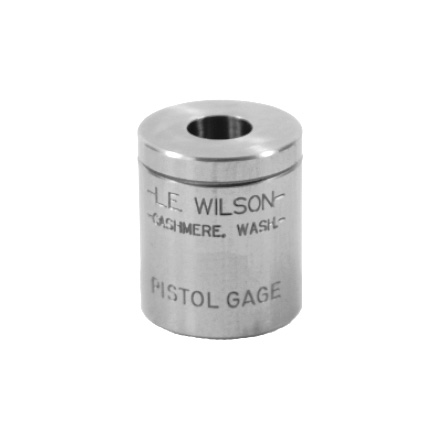 L E Wilson Max Pistol Cartridge Gage 357 Mag By L E Wilson