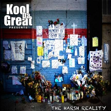 Harsh Reality mixtape cover