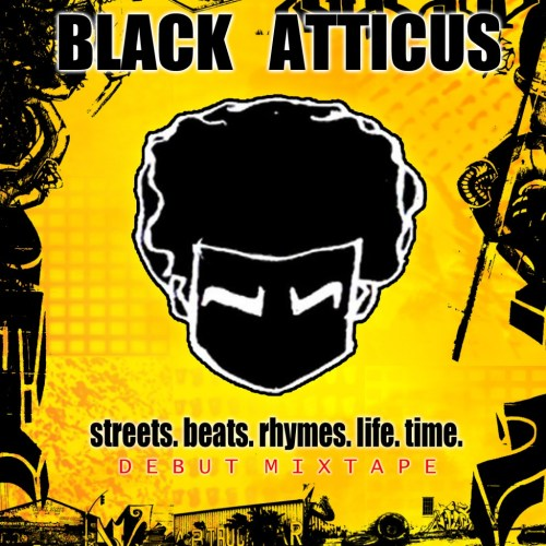 Streets Beats Rhymes Life Time by Black Atticus