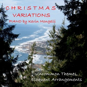 Chrismas Variations Piano by Kevin Mongelli