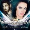 Hella Donna - Lights, Camera, Action - Coverbild
