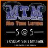 Mid Tenn Listens 5 at 5