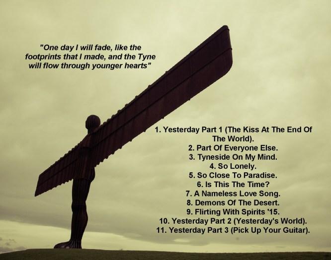 Tyneside On My Mind Tracklist