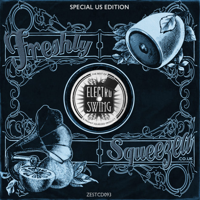 Freshly Squeezed-Electro Swing-US Edition