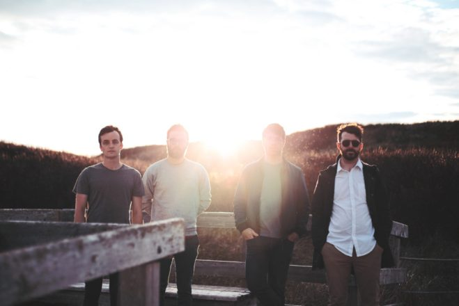 Paper Lions - Photo - Sunset (photography by Dane Cutcliffe)