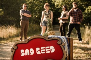 Bad Reed Jam Hard On New Single/Video Stained Glass