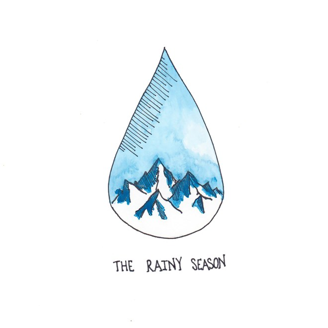 Chance McDaniel-The Rainy Season