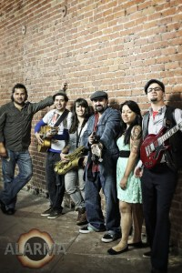Alarma Blends Rock With World Music Styles For An Epically Infectious Sound
