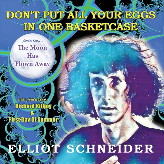 Elliot Schneider-Dont-Put-All-Your-Egg-in-One-Basketcase