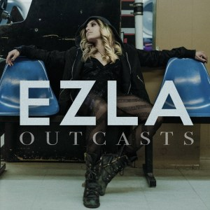 Ezla Drops Hypnotic Dark Pop Single, Outcasts