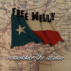 Remember The Alamo, Free Willy Style