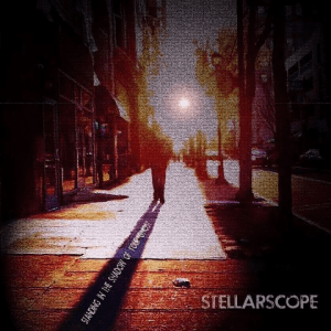 Stellarscope Delivers Dark But Appealing Post Punk Indie Rock On Standing In The Shadow Of Your Ghost