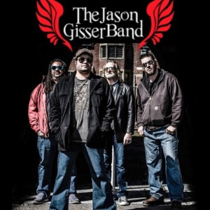 Gritty, Soulful Rockers The Jason Gisser Band Tease Us With 2-Track EP The River