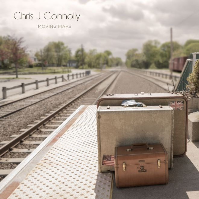 Chris J Connolly-Moving Maps