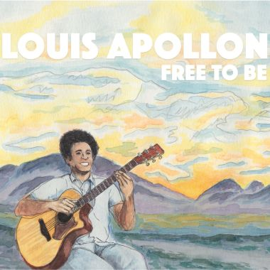 Folk Jazz Artist Louis Apollon Uplifts and Energizes On Looking For You, Album Free To Be Now Available