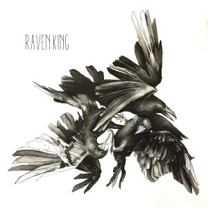 Raven King's Self-Titled Album Infuses Art Rock with Grungy Goodness, Listen Now