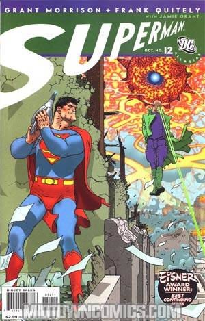 ALL-STAR SUPERMAN #12
