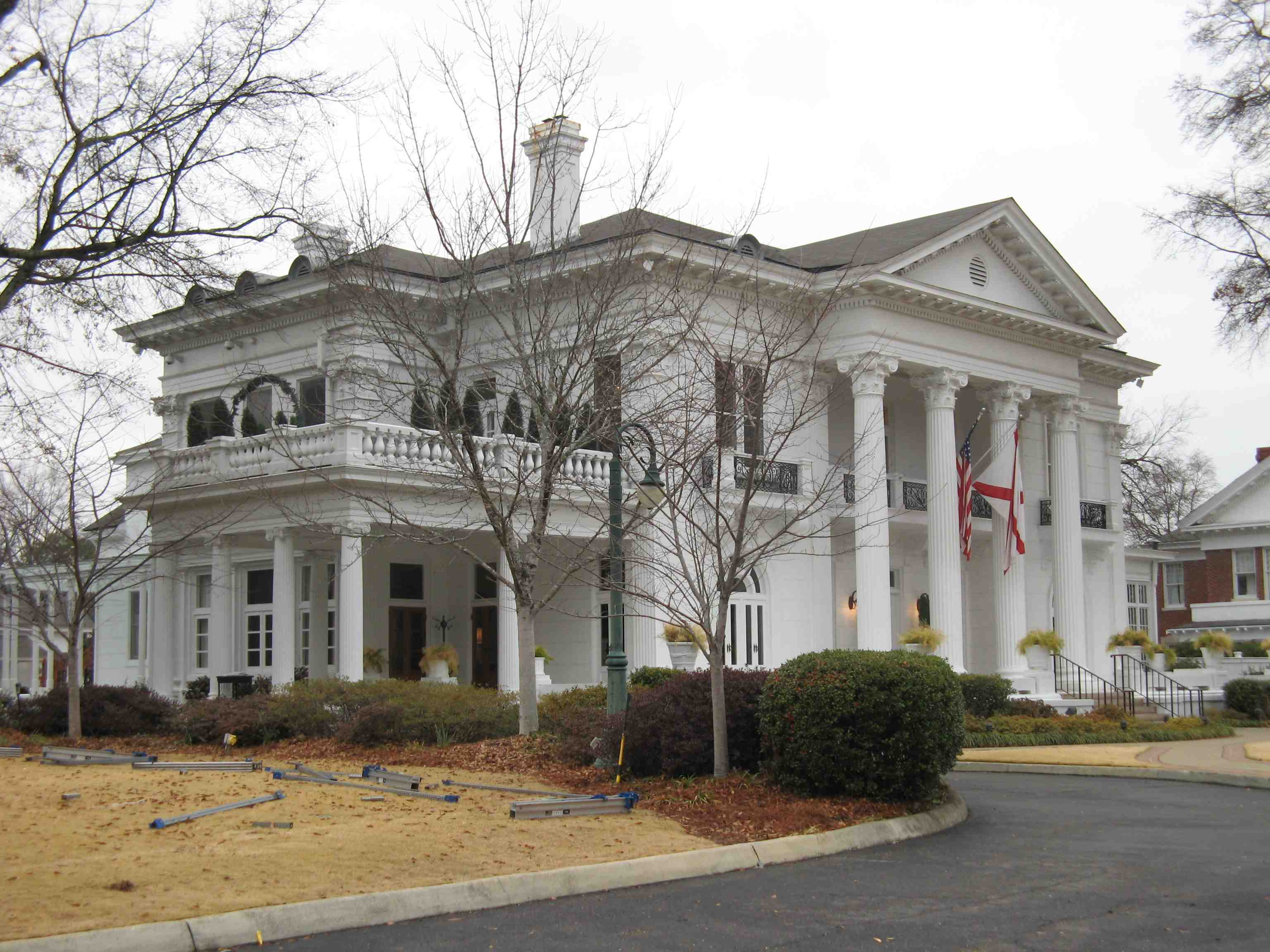 The Academic or Eclectic Styles Neo Classical Midtown Montgomery