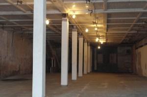 The Belk basement