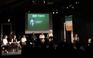 Irish Voices 2016