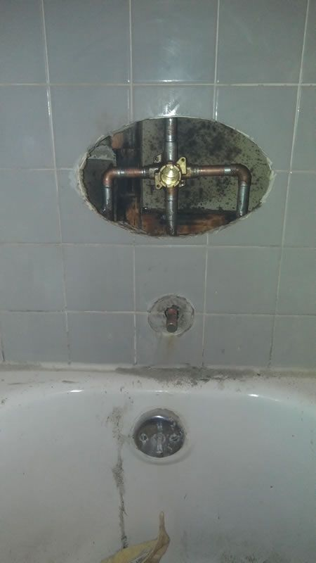 converting to single handle faucets
