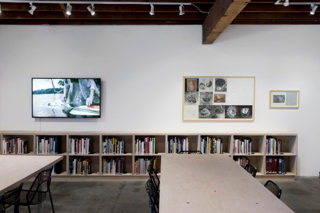 Can't Reach Me There, installation view.