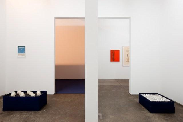 David Catherall, installation view.