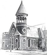 Midway Christian Church, 1895