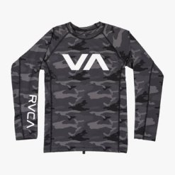 Camisetas licra RVCA