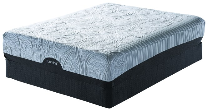 Serta Icomfort Savant Everfeel Cushion Firm Mattress