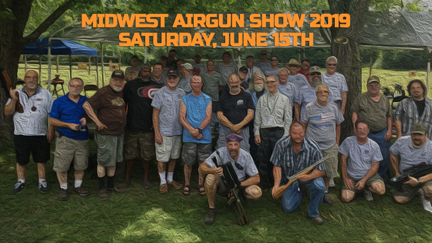 2019 Midwest Airgun Show